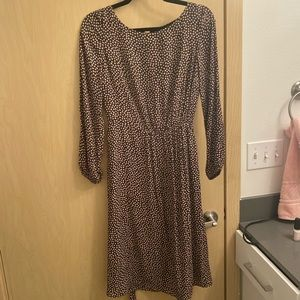 NWT Ann Taylor Patterned Dress